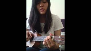 Butterfly fly away (ukulele cover) by 亮亮