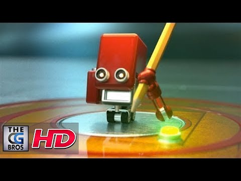 "CGI Animated Shorts HD: ""Desire"" - Animated Musical Short - by Red Echo Post"