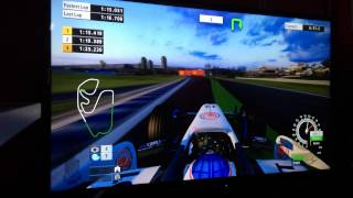HOT LAP: Formula One Championship Edition, Interlagos, TT, 2006 Honda RA106