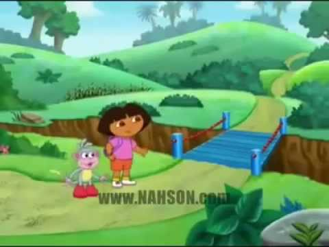 Dora The Explorer Ghetto Version