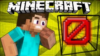 How The Barrier Block was Made - Minecraft