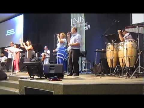 BLESSED Hillsong (rehearsal / live at Parkside Church cover)