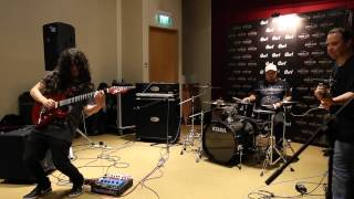 Swee Lee presents - Hedras Ramos Cort Guitar Clinic 2014 thumbnail
