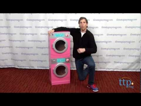 My First Kenmore Wooden Washer And Dryer From Sears Youtube