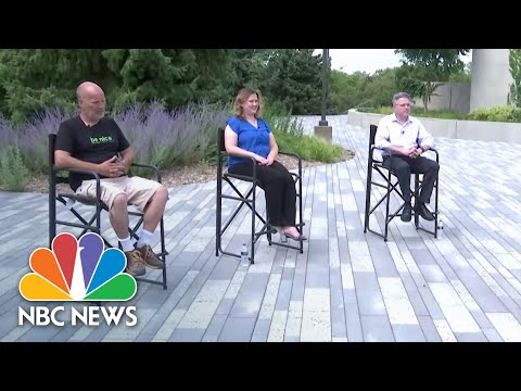 Lifelong GOP Voters In Michigan Describe Their Changing Views   NBC News NOW