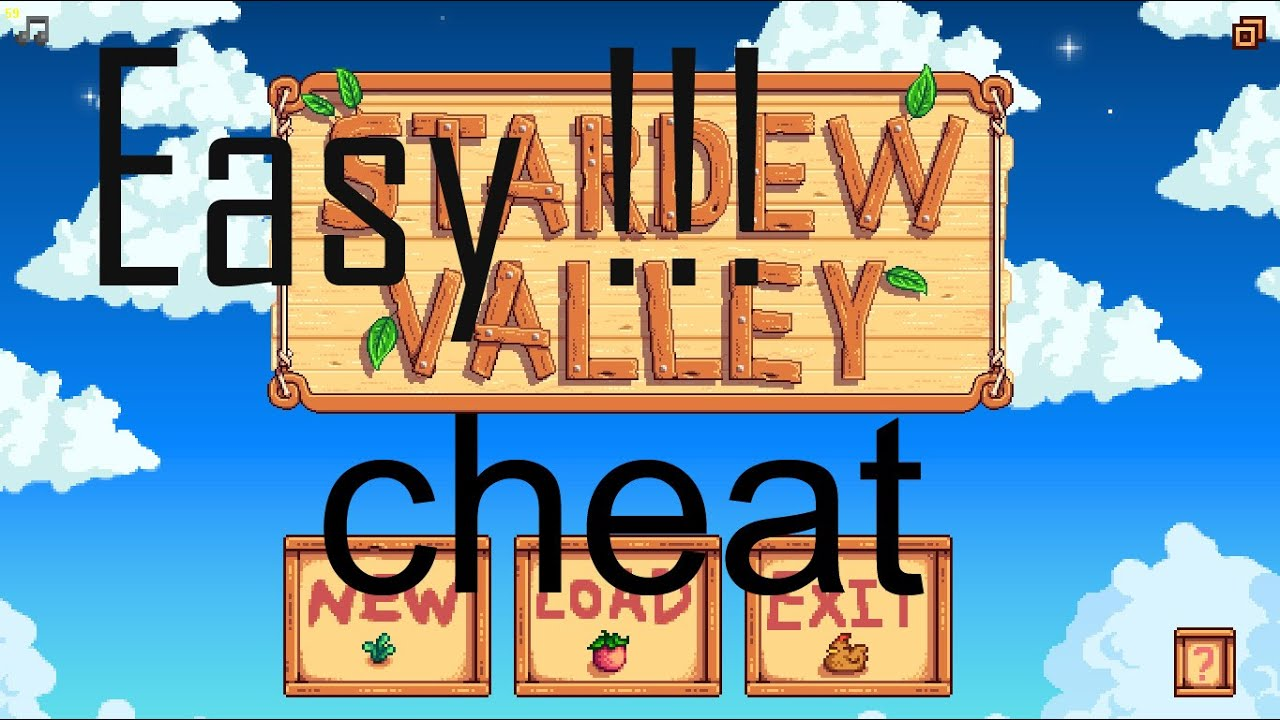 how to earn money in stardew valley how to cheat stardew valley money youtube 5588