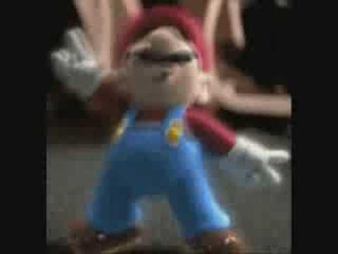 Chaccaron Maccaron~ Mario style!