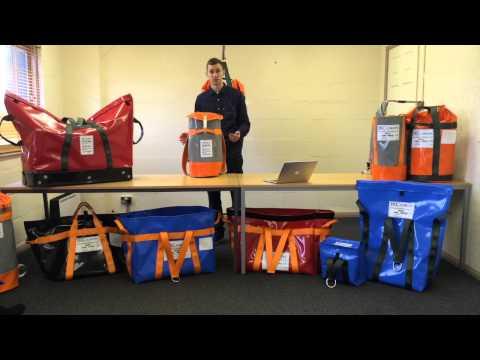 Industrial Lifting Bags - SHRB 260