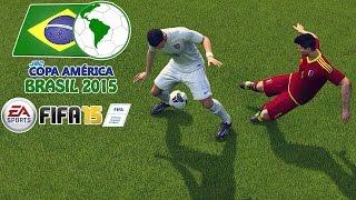 Venezuela vs. USA | jmc Copa América 2015 | FIFA 15