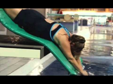 I'm glad my belly-flop made such a Splash!