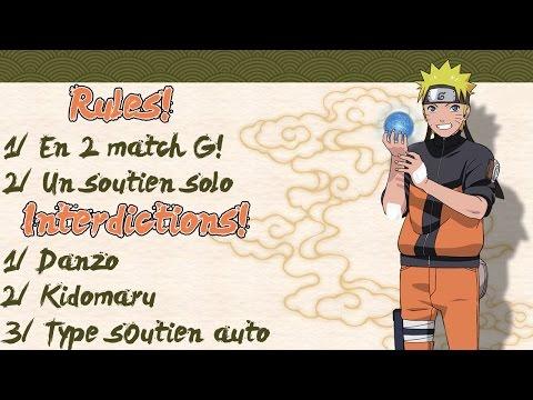 [Namco Bandai] Qualification IchirakuTV | Tournoi Naruto Storm Revolution France