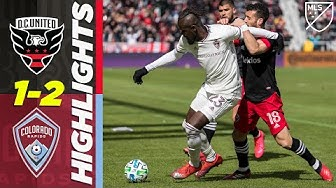 D.C. United 1-2 Colorado Rapids | Jonathon Lewis Dramatic Stoppage Time Goal! | MLS HIGHLIGHTS