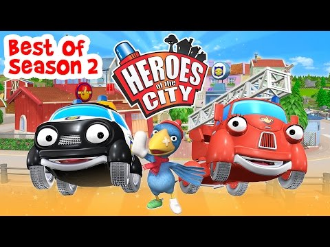 Heroes of the City - Best of Season 2 - Preschool Animation