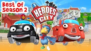 Heroes of the City - Best of Season 2 - Preschool Animation