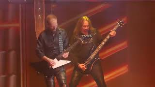 """Evil Never Dies (1st Time Live)"" Judas Priest@Mohegan Sun Arena Wilkes-Barre, PA 3/13/18"