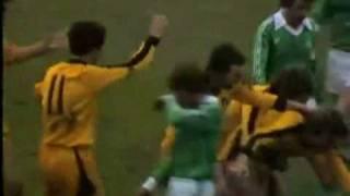 Cupfinal 1977 BSC Young Boys - FC St.Gallen 1:0