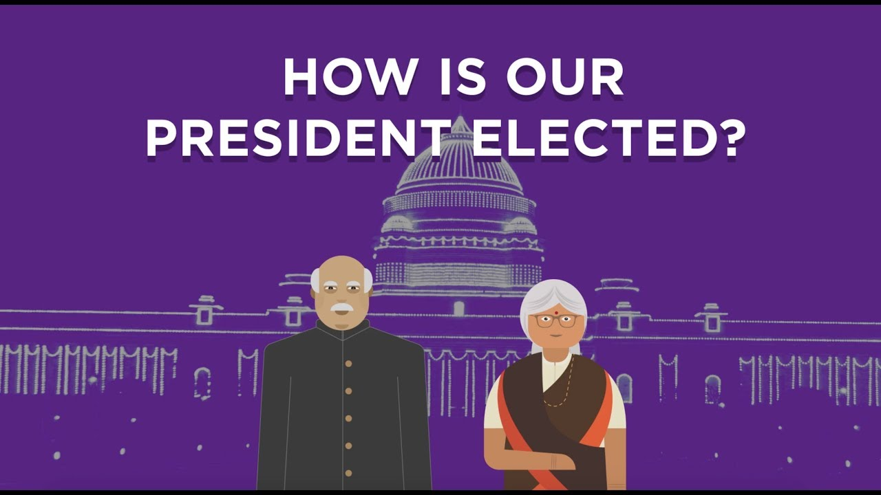 How is the President of India Elected? || Indian Democracy || Factly