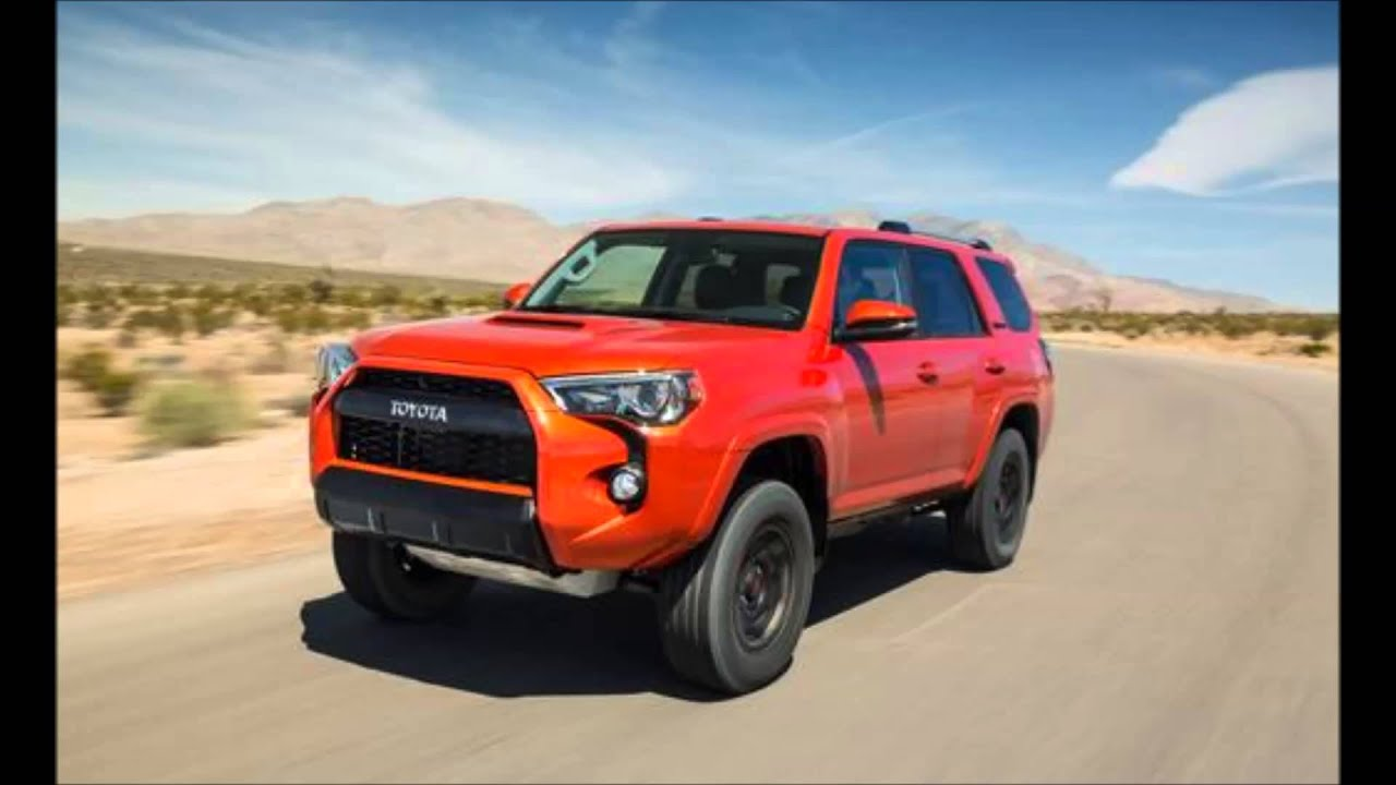 toyota 4runner trd pro review youtube. Black Bedroom Furniture Sets. Home Design Ideas