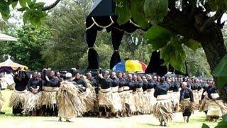 Tongans bid farewell to visionary king