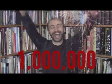 We got to 1 Million Subscribers on my Spanish channel - A Raffle to Celebrate!