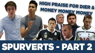 Baldini Finally Earning His Money Through Transfers | Spurverts Part Two | Spurred On