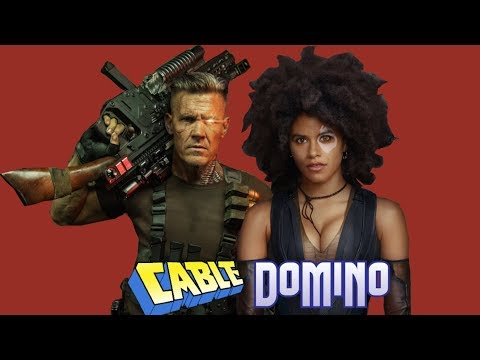 First Look at Cable & Domino - 2 Mics One Take #74