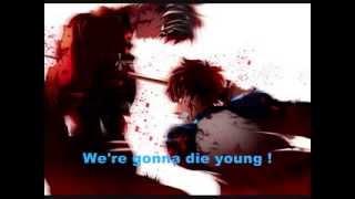 Nightcore - Die Young [Kesha] (Lyrics on screen)