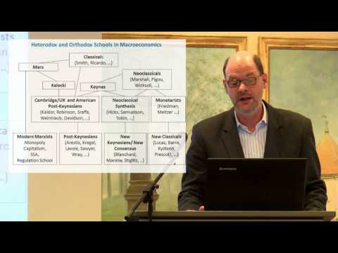 FMM: Introductury Lecture Hein, Introduction to Post-Keynesian Economics