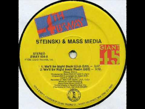 Steinski Mass Media The Motorcade Sped On