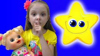 Rock A By Baby | Nursery Rhymes & Kids Songs For Children | Baby Rhyme with Lisa Kids Show