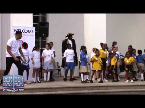 America's Cup Prep Rally At City Hall, October 12 2015