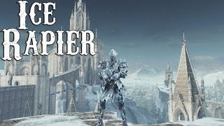 Dark Souls 2 PvP - Ice Rapier (DLC Build)