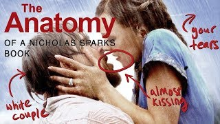 how to design a trashy romance book cover like nicholas sparks