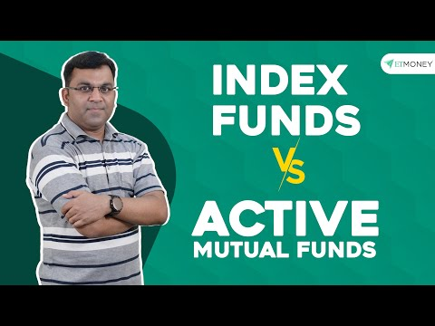 Which is Better – Index Funds VS Actively Managed Funds | History, Advantages, Performance and Risk