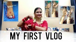 Teej Vlog | Get ready for Teej |