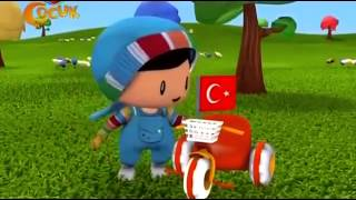 Pepee Krmz Aryor Çizgi Film
