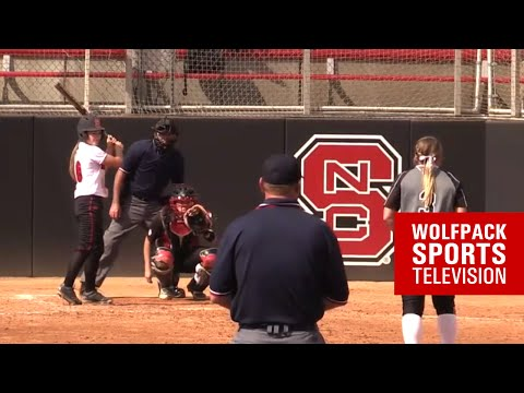 NC State Softball vs. Northern Illinois (March 12th, 2016)
