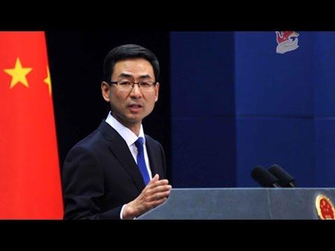 MOFA: China welcomes improved Russia-US ties