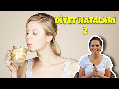 Diyet Hataları 2   Sabah Aç Karnına İçilen Limonlu Su Yağları Eritir Mi?