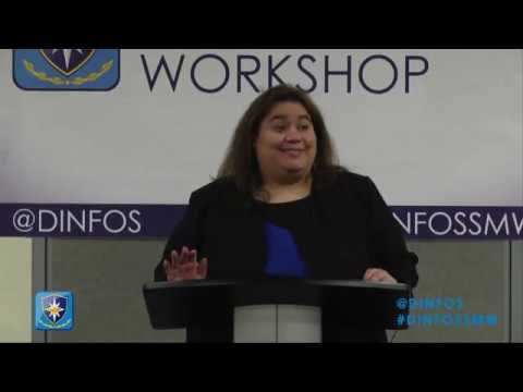 Day 2 - Jodi Cramer (Air Force Judge Advocate): Records Management Reality
