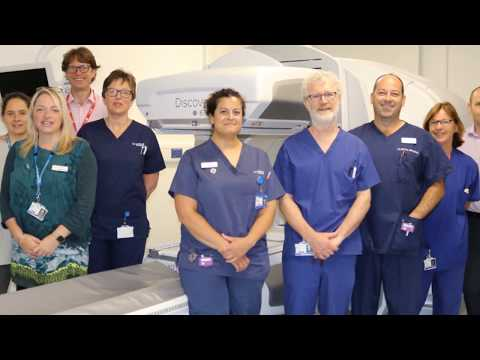 New West Cornwall Hospital CT Scanner and Royal Cornwall Hospital Gamma Camera