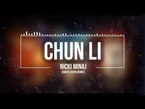 Nicki Minaj - Chun-Li (Dante Zhero Remix)