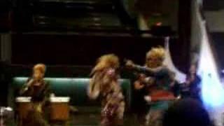 the clark sisters dancing
