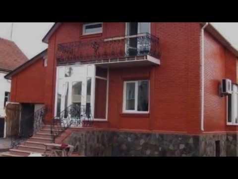 Фасады домов из облицовочного кирпича СБК