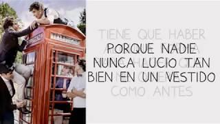 Nobody compares One Direction Traducida Letra en español