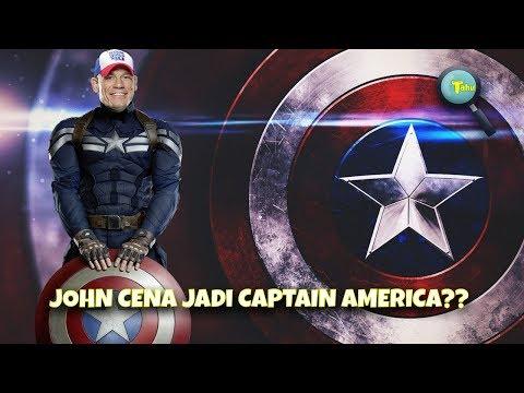 JOHN CENA BAKALAN  JADI PEMERAN CAPTAIN AMERIKA SELANJUTNYA!!! GANTIIN CHRIS EVANS?!?! Mp3