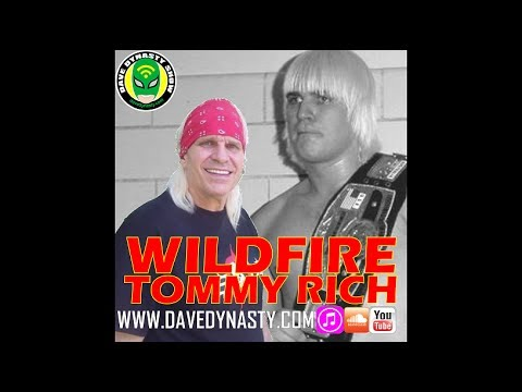 EP048 (w/h Tommy Rich) | Dave Dynasty Show podcast