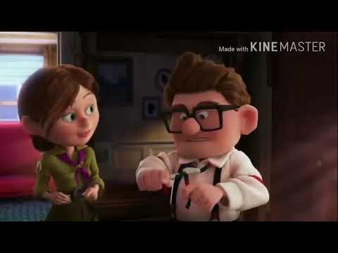 Souqy -  AKU SANGAT MENYAYANGIMU  -  animasi dari filem UP