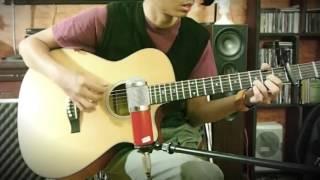 Sau Tất Cả  ERIK ST319    Fingerstyle Acoustic Guitar Cover   Guitar Solo by La Thang