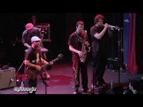 """THE BLACK SEEDS """"Come To Me"""" (live)"""